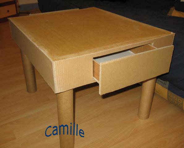 tuto table basse